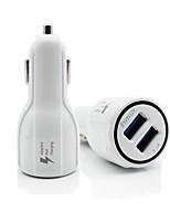 Недорогие -Автомобиль Один экземляр / Автомобиль USB зарядное гнездо 2 USB порта for 12 V
