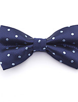 cheap -Men's Basic Cotton Bow Tie - Color Block / Jacquard Bow / All Seasons