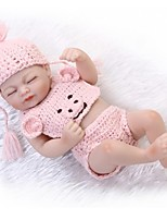 cheap -NPKCOLLECTION Reborn Doll Baby Girl 12 inch Full Body Silicone / Vinyl - lifelike Kid's Girls' Gift