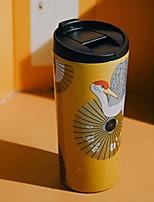 cheap -Drinkware PP+ABS / Rustless Iron Vacuum Cup Portable / Cartoon / Heat Retaining 1 pcs