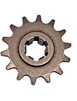 cheap -8MM Chains 14Tooth Mini Motor Quad Dirt Pocket Bike Front Engine Sprocket T8F-14T