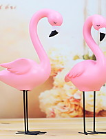 cheap -2pcs Resin Simple StyleforHome Decoration, Home Decorations Gifts