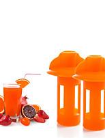 abordables -Outils de cuisine PP (Polypropylène) Ustensiles pour fruits & légumes Créatif Juicer Citron / Orange 1pc