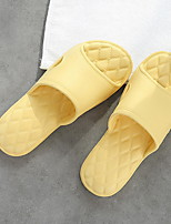 cheap -Women's Slippers Slippers Casual PVC(Polyvinyl chloride) solid color