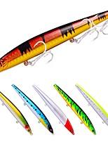 economico -6 pcs pc Esca Esche rigide Plastica All'aperto Pesca a mulinello / Pesca con esca / Pesca dilettantistica