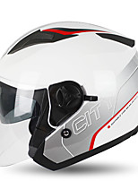 cheap -YOHE YH-868 Half Helmet Adults Unisex Motorcycle Helmet  Breathable / Deodorant / Anti-sweat