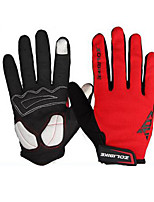 cheap -ZOLI Full Finger Unisex Motorcycle Gloves Cloth Quick Dry / Breathable / Touch Screen