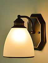 Недорогие -обожаемый / Cool Простой / Модерн Настенные светильники Металл настенный светильник 220-240Вольт 40 W
