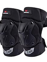 abordables -WOSAWE Équipement de protection motoforGenouillère Unisexe Polyester / Coton Velours PE Résistant aux impacts Antichoc Équipement de