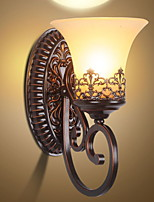 cheap -Cool Vintage Wall Lamps & Sconces Living Room / Bedroom Metal Wall Light 220-240V 40 W / E27