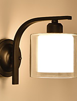 cheap -Modern / Contemporary Wall Lamps & Sconces Living Room / Bedroom Metal Wall Light 220-240V 40 W