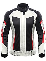 cheap -DUHAN 186 Motorcycle Clothes JacketforWomen's Polyster Summer Scratch Resistant / Shockproof / Breathable