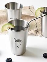 Недорогие -Drinkware Нержавеющая сталь Кружка Boyfriend Подарок / Подруга Gift 1 pcs