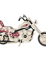 economico -Modellini di legno / Giocattoli di logica e puzzle Moto Scuola / Nuovo design / Livello professionale di legno 1 pcs Per bambini / Teen Tutti Regalo