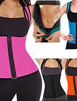 Недорогие -Телосложение / Жилет для похудения 1 pcs Йога / Аэробика и фитнес Стреч неопрен Похудение / Израсходовано калорий