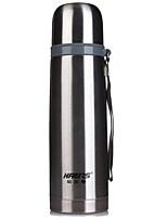 Недорогие -Drinkware Нержавеющая сталь Вакуумный Кубок Компактность / сохраняющий тепло / Теплоизолированные 1 pcs