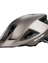 abordables -Adultes Casque de vélo / BMX Casque 9 Aération Résistant aux impacts, Réglable ESP+PC Des sports Cyclisme / Vélo - Vert / Bleu / Gris Unisexe