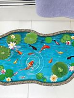 Недорогие -Декоративные наклейки на стены - 3D наклейки Животные / 3D Спальня / Ванная комната