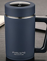 cheap -Drinkware PP+ABS / Rustless Iron Tumbler Heat-Insulated 1 pcs
