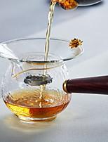 Недорогие -стекло / Дерево Heatproof / Чайный нерегулярный 1шт Фильтры / Ситечко для чая / чайник