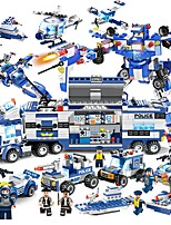 cheap -Building Blocks 825 pcs Vehicles Relieves ADD, ADHD, Anxiety, Autism / Decompression Toys / Parent-Child Interaction Gift