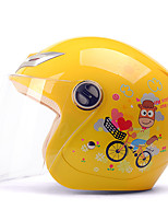 Недорогие -YEMA 206 Каска Дети Универсальные Мотоциклистам Защита от удара / Защита от ультрафиолета / Защита от ветра