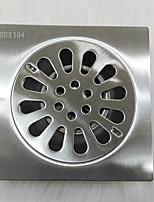 Недорогие -Слив Креатив Modern Нержавеющая сталь 1шт Установка на полу