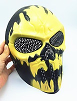 cheap -Halloween Mask / Halloween Prop / Halloween Accessory Stress and Anxiety Relief / Strange Toys / Comfy Classic Theme / Holiday / Warrior PVC (Polyvinylchlorid) Skeleton / Skull / Warrior 1 pcs Pieces