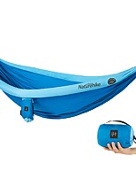 cheap -Naturehike Camping Hammock Outdoor Lightweight, Mini, Promotes Good Mood TPU, Nylon fiber for Camping - 1 person Orange / Dark Blue / Yellow