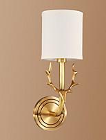 economico -Lampade da parete Salotto / Camera da letto Metallo Luce a muro 220-240V 5 W