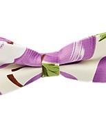 cheap -Unisex Party / Basic Bow Tie - Color Block Bow