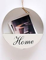Недорогие -1шт Металл Простой стиль / Европейский стильforУкрашение дома, Декоративные объекты / Домашние украшения Дары