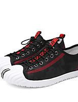 economico -Per uomo Scarpe Sintetico Primavera & Autunno Comoda Sneakers Rosso / Nero / Rosso / Nero / Giallo