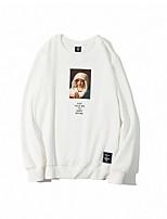 cheap -Men's Street chic Sweatshirt - Portrait