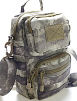 cheap -3 L Hiking Backpack - Quick Dry, Wearable Outdoor Hiking, Camping Nylon Camouflage