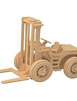 economico -Modellini di legno / Giocattoli di logica e puzzle Ruspa Scuola / Nuovo design / Livello professionale di legno 1 pcs Per bambini / Teen Tutti Regalo