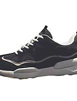 economico -Per uomo Retato Estate Comoda Sneakers Nero / Grigio