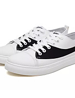 cheap -Men's Light Soles Canvas Fall Sneakers White / Black / Gray