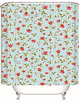 abordables -Rideaux de douche Moderne Polyester Nouveauté Imperméable