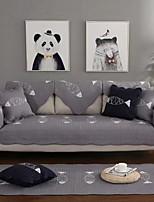baratos -almofada do sofá Geométrica Impressão Reactiva Poliéster / Algodão Capas de Sofa