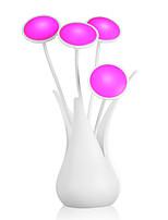abordables -1pc Veilleuse de pépinière Blanc Chaud USB Pour les enfants / Adorable / Contrôle de la lumière