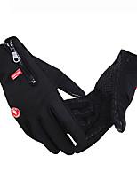 abordables -WOSAWE Doigt complet Unisexe Gants de moto PVC (Polyvinylchlorid) Respirable / Antiusure / Ecran tactile