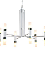 cheap -Sputnik / Cylinder Chandelier Ambient Light - New Design, Creative, 90-240V Bulb Not Included