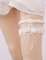 cheap -Lace Accent / Decorative / Wedding Wedding Garter 617 Lace-up Garters Wedding / Special Occasion