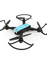abordables -RC Dron FQ777 FQ38W RTF 4 Canales 6 Ejes 2.4G Con Cámara HD 480P 480P Quadccótero de radiocontrol  FPV / Retorno Con Un Botón / Flotar Quadcopter RC / Mando A Distancia / 1 Cable USB