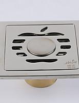 Недорогие -Слив Новый дизайн Modern Нержавеющая сталь 1шт Односпальный комплект (Ш 150 x Д 200 см) Установка на полу