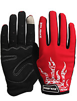 cheap -ZOLI Full Finger / Half-finger Unisex Motorcycle Gloves Cloth Quick Dry / Breathable / Wearproof