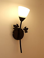 Недорогие -Новый дизайн Модерн Настенные светильники Гостиная / Коридор Металл настенный светильник 220-240Вольт 40 W