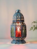 abordables -Moderne / Artistique Créatif / Décorative Lampe de Table Pour Salle de séjour / Chambre à coucher Métal 220V