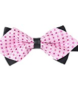 cheap -Unisex Bow Tie - Polka Dot / Color Block Bow